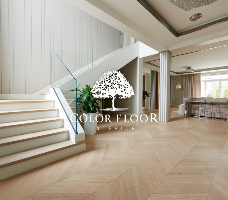 French Fir Oak Polar kl. Natur